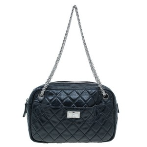 Chanel 2.55 Reissue Camera Leather Shoulder Bag