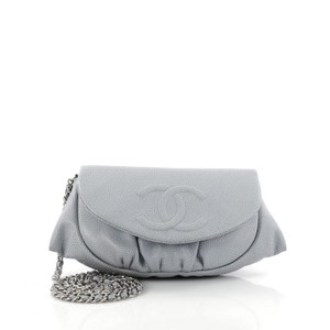 Chanel Half Moon Wallet On Chain Shoulder Bag