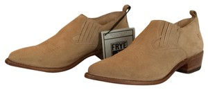 Frye Biscuit Boots