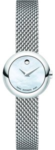 Movado Mesh Strap Mother of Pearl Dial 0606705
