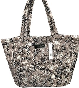 Marc Jacobs Quilted Summer Tote in Grey multi