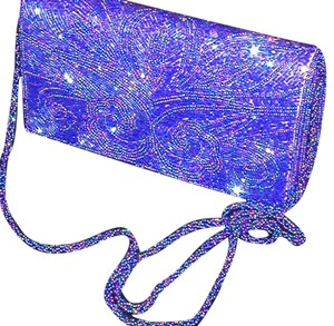 PurseN Evening After Five Party Formal Special Occasion Lavender/Purple Clutch