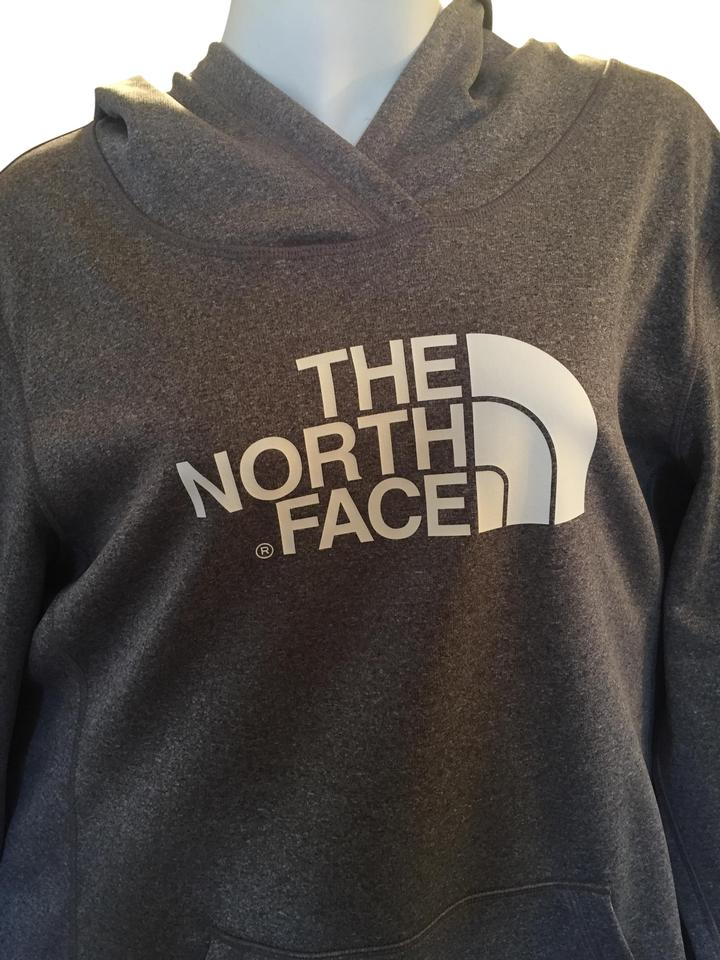 f92c11099 The North Face Heather Grey Our Ite Hoodie Women Activewear. Size: 22 ...