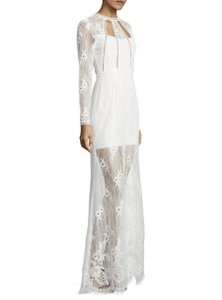 Alexis Rizer Lace Wedding Boho Long Sleeve Dress