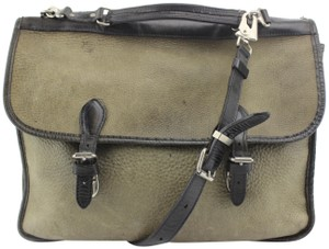 Roots Green Travel Bag