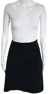 Ralph Lauren Pencil Cotton A-line Breathable Skirt Dark blue navy