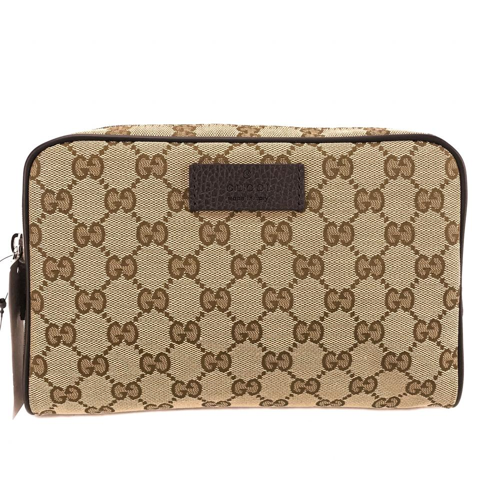 dc95e728930cd7 Gucci 449174 Gg Guccissima Belt Bag/ Fanny Pack Multicolor Canvas  Weekend/Travel Bag