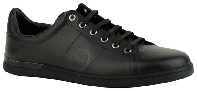 Item - Black With Interlocking G Emblem 40g/Us 10.5 329841 Sneakers Size EU 40 (Approx. US 10) Wide (C, D)