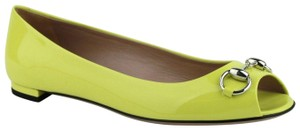 d948c6472c3 Women s Yellow Gucci Shoes - Up to 90% off at Tradesy
