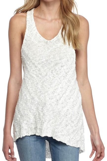 Free People Top Ivory Image 0
