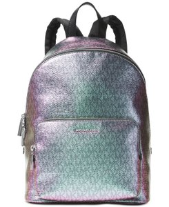 Michael Kors Metallic Travel Backpack