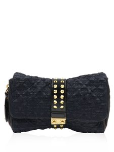 6be404d490bf Louis Vuitton Epi Leather Quilted Monogram Leather Lambskin Navy Blue Clutch