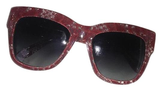 Preload https://img-static.tradesy.com/item/22935304/dolce-and-gabbana-red-dolce-and-gabbana-floral-sunglasses-0-1-540-540.jpg