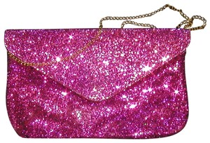 PurseN Evening After Five Party Formal Special Occasion Pink Clutch