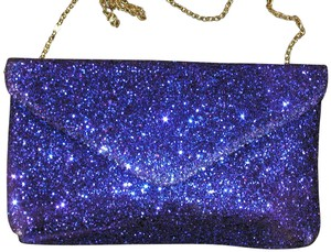 PurseN Evening After Five Party Formal Special Occasion Purple Clutch
