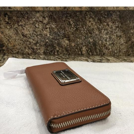 Marc Jacobs Classic Standard Continental Leather Wallet Image 1