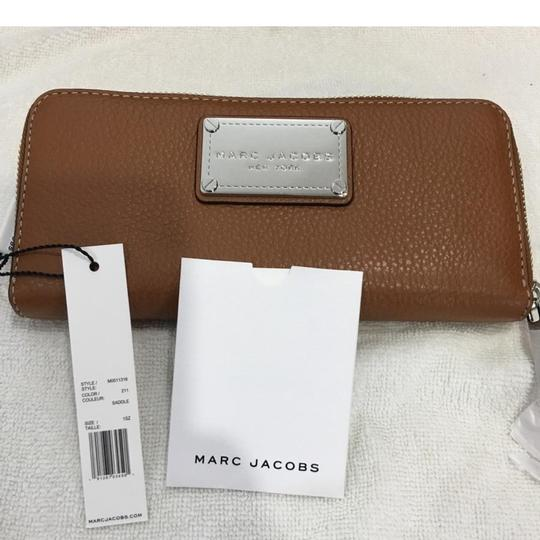 Marc Jacobs Classic Standard Continental Leather Wallet Image 5