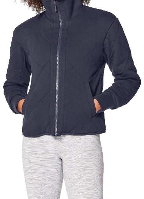 Item - Midnight Navy Mdni Forever Warm - Activewear Outerwear Size 4 (S)