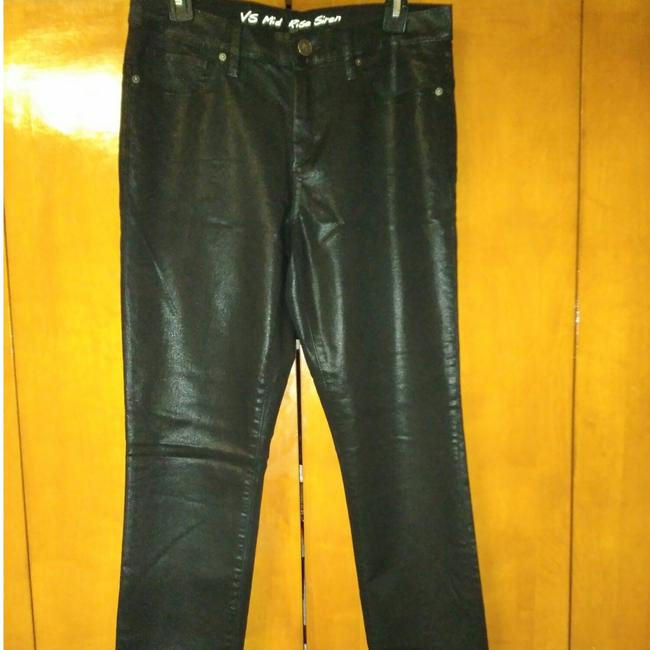 Item - Black Coated Pants Size 10 (M, 31)