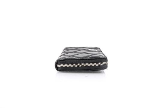 Marc Jacobs Marc Jacobs Long Quilted Wallet Black Image 1