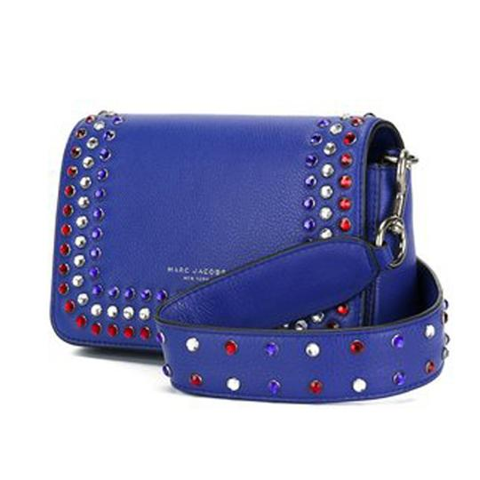 Marc Jacobs Studded Leather Cross Body Bag Image 2