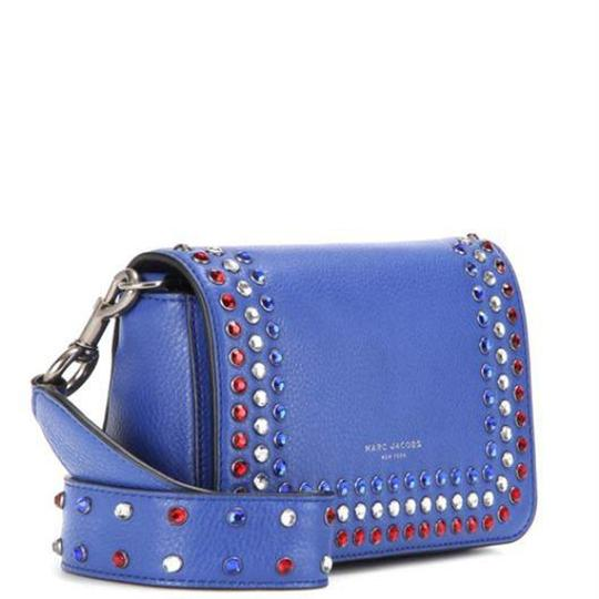 Marc Jacobs Studded Leather Cross Body Bag Image 3