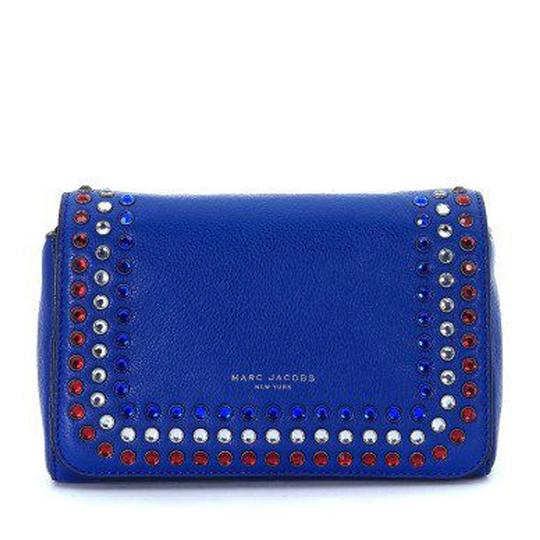 Marc Jacobs Studded Leather Cross Body Bag Image 5