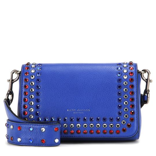 Marc Jacobs Studded Leather Cross Body Bag Image 7