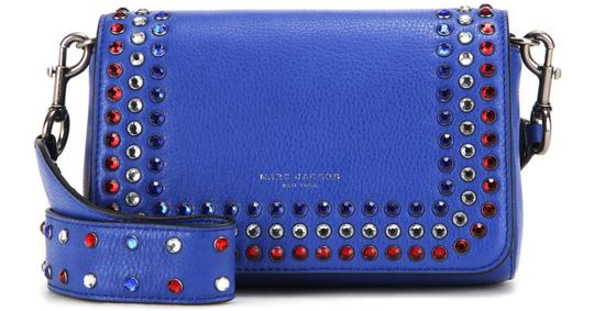 Marc Jacobs Studded Leather Cross Body Bag Image 8