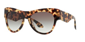 Prada Bold Style Free 3 Day Shipping SPS 28Q 7s0-0a7 Vintage Oversized