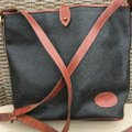Mulberry Leather 3 Compartments Cross Body Bag Image 1