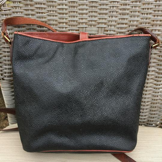 Mulberry Leather 3 Compartments Cross Body Bag Image 2