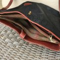 Mulberry Leather 3 Compartments Cross Body Bag Image 5