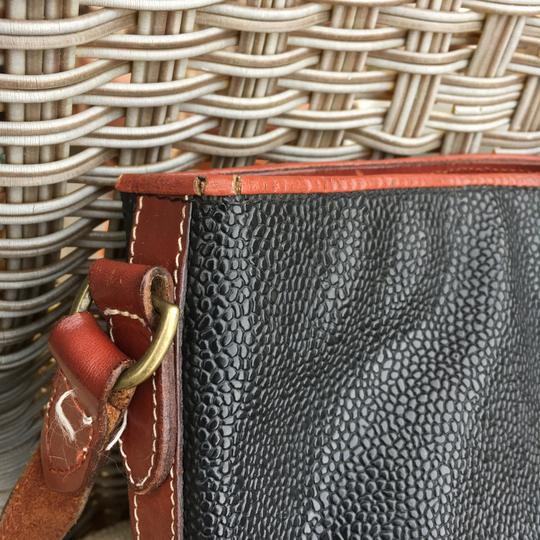 Mulberry Leather 3 Compartments Cross Body Bag Image 7