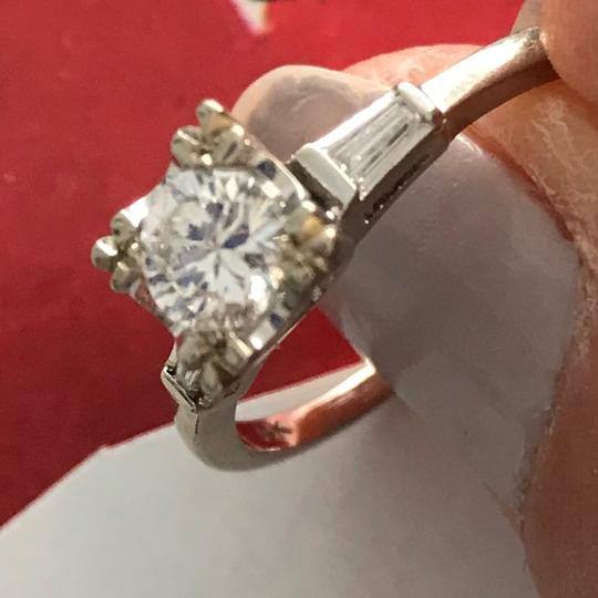 Unknown 14K White Gold Engagement Ring Image 2