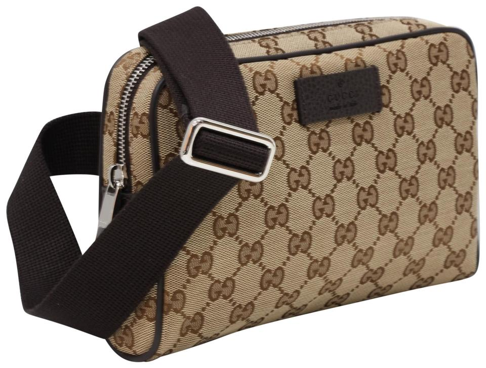 888dbb84f9bb Gucci Gg Guccissima Belt Fanny Pack Multicolor Canvas Weekend/Travel Bag