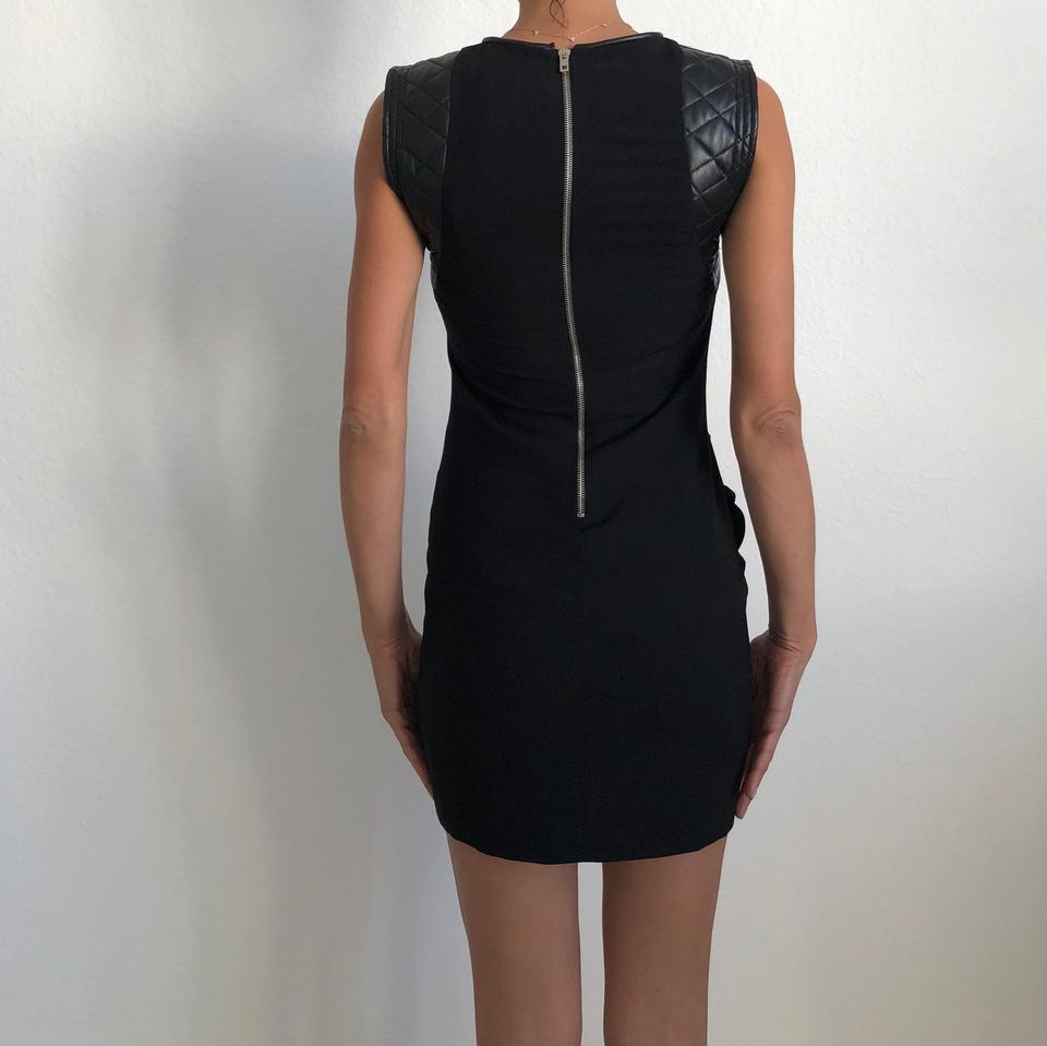 85d8c008f5a IRO Black Very Classy But Sexy Mid-length Cocktail Dress Size 4 (S) -  Tradesy