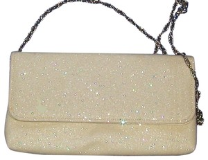 PurseN Evening After Five Party Formal Special Occasion White Clutch