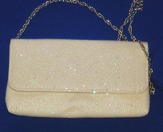 PurseN Evening After Five Party Formal Special Occasion White Clutch Image 2