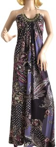 purple Maxi Dress by Sky