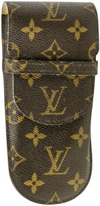 Louis Vuitton Louis Vuitton Accessory Monogram Canvas Case