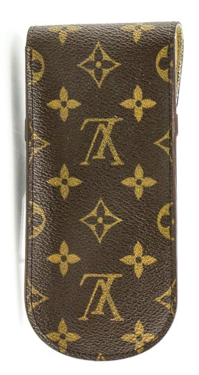 Louis Vuitton Louis Vuitton Accessory Monogram Canvas Case Image 1