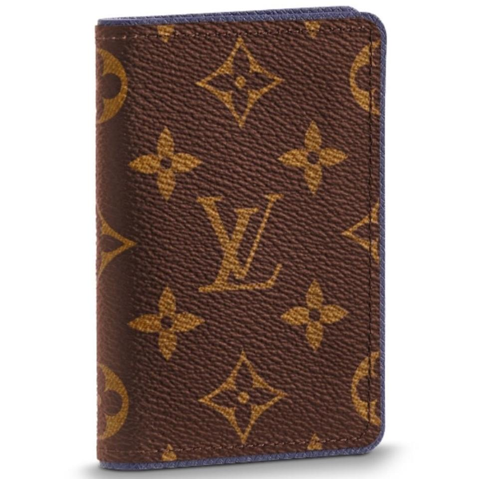 Louis Vuitton Made In France >> Louis Vuitton Limited Edition Made In France Pocket Organiser Wallet