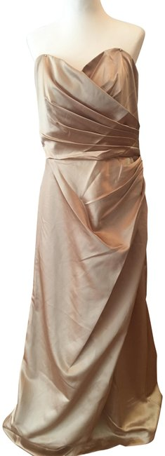 Item - Vintage Gold 2851 Long Formal Dress Size 18 (XL, Plus 0x)