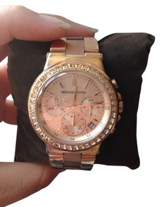 Michael Kors Rose Gold Michael Kors Watch