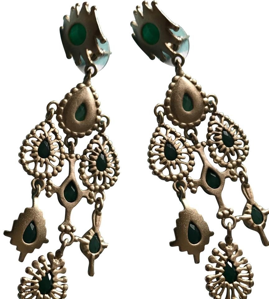 Kendra scott green and blue onyx rollins chandelier earrings tradesy kendra scott green and blue onyx rollins chandelier earrings mozeypictures Gallery