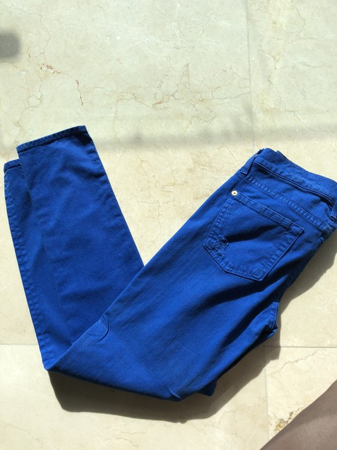 7 For All Mankind Skinny Jeans Image 6