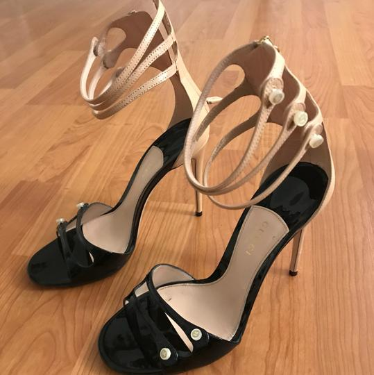 Gucci Black patent leather and Beije leather Formal Image 1