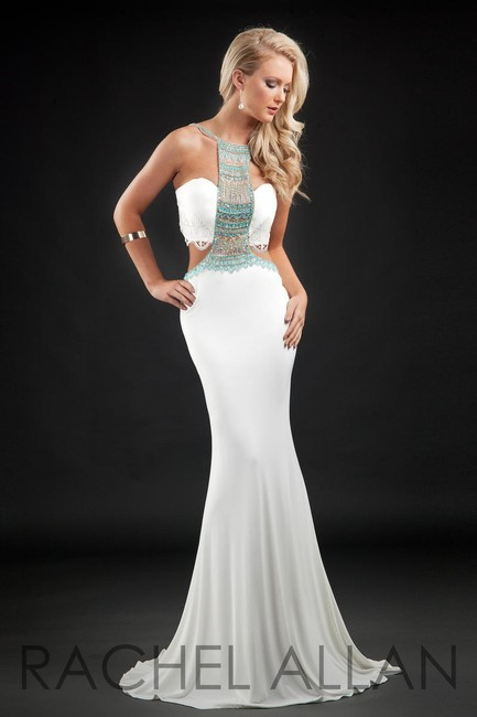 Rachel Allan Prom Pageant Homecoming Dress Image 3