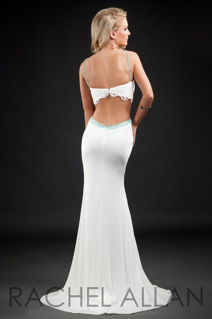Rachel Allan Prom Pageant Homecoming Dress Image 4
